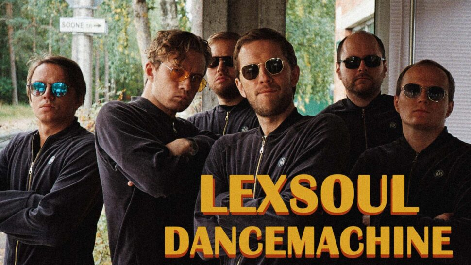 """OUT NOW: Lexsoul Dancemachine – """"Nu Reality"""" (MUSIC VIDEO)"""