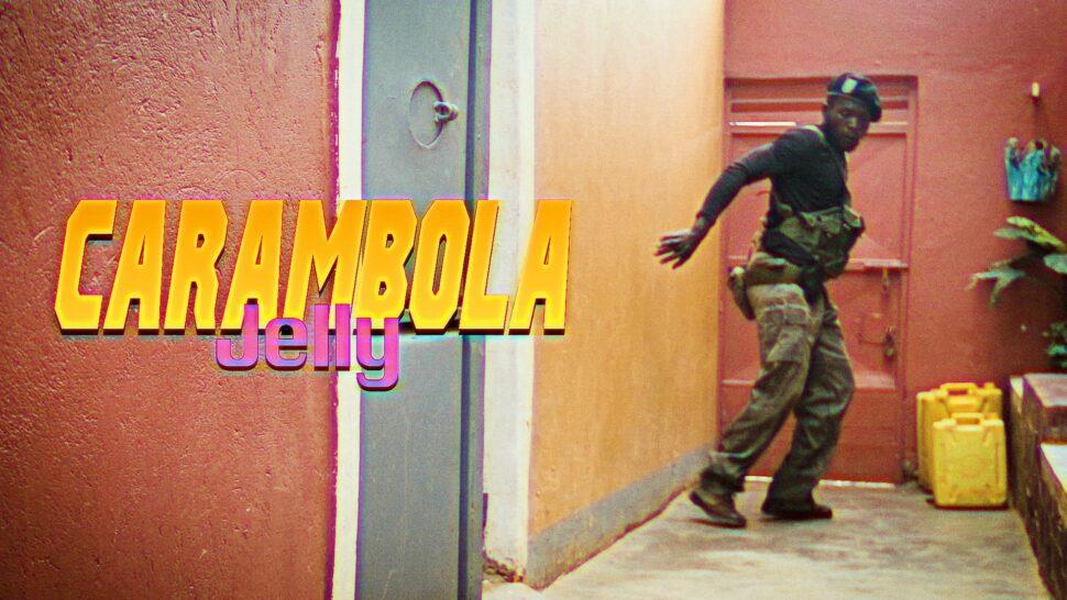 "WATCH: Lexsoul Dancemachine – ""Carambola Jelly"""