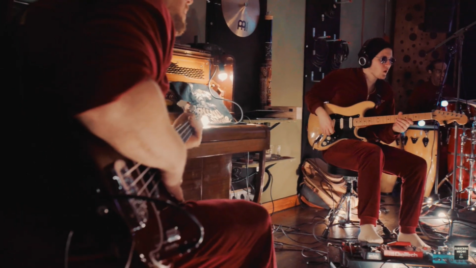 Watch: BBC 6 Music session by LSDM
