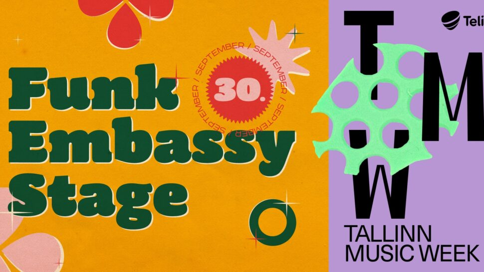 TMW 2021: Funk Embassy Stage
